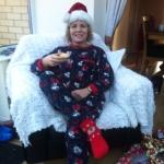 christmas onsie