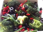 Green Veg with a difference